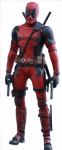 Hot Toys 1:6 Scale Deadpool Movie Figure 12 inch